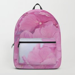Light-Pink Hydrangeas #1 #decor #art #society6 Backpack