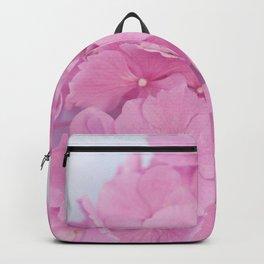 Light-Pink Hydrangeas #1 #decor #art #society6 Backpack