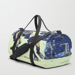 The Challenge - Soccer Players Duffle Bag