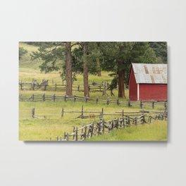 Colorado Country - 0574 Metal Print