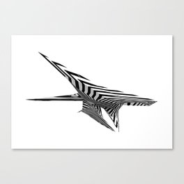 'Untitled #02' Canvas Print