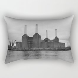Battersea Power Station Rectangular Pillow