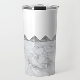 Adoring Grey Travel Mug
