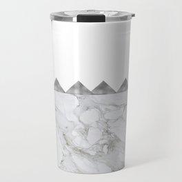 Adoring Grey Travel Mug