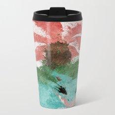 #003 Metal Travel Mug