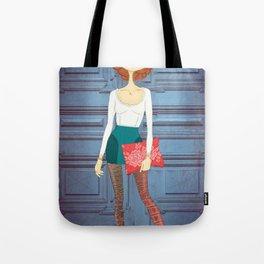 Lady Lady Tote Bag