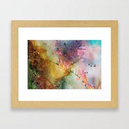 Delicate Day Framed Art Print
