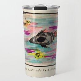 Shoot for the Moon Travel Mug
