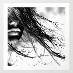 cold Wind Art Print