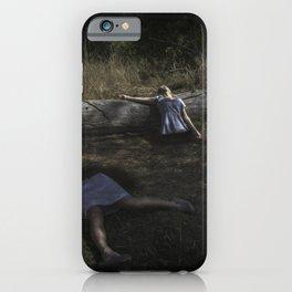 Torn Asunder iPhone Case