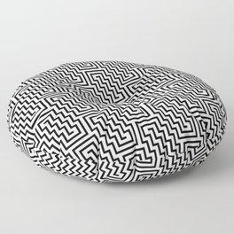 Op Art 150 Floor Pillow