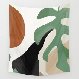 Abstract Art 37 Wall Tapestry