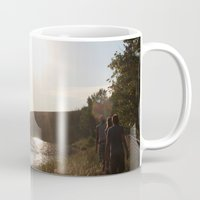 camping Mugs featuring Camping by RMK Creative