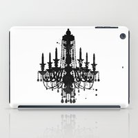 chandelier iPad Cases featuring Chandelier by Steven Womack