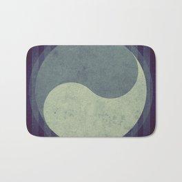 Iapetus - Yin Yang Terrain  Bath Mat