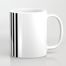zebra stripe Coffee Mug