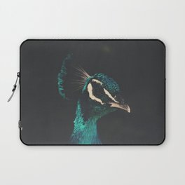 peacock and proud Laptop Sleeve