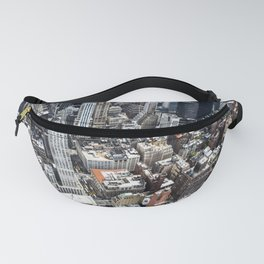Built up Area Fanny Pack