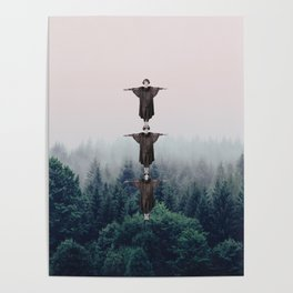 Spirit of the Woods Poster