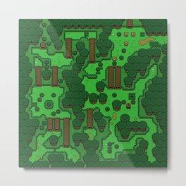 game Metal Print