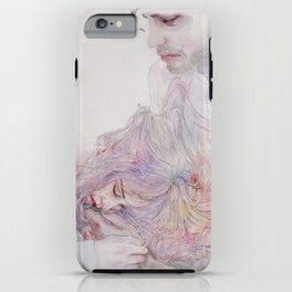 this should be the place iPhone Case