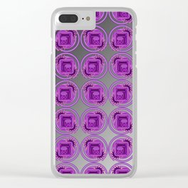 Angelic Clear iPhone Case