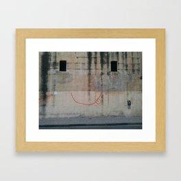 IglesiaSanFrancisco  Framed Art Print