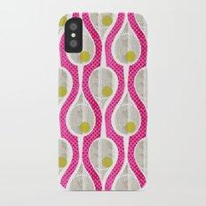 tennis iPhone X Slim Case