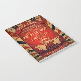 CIRQUE PRICE ROUGE Notebook