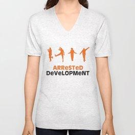 Arrested Development Minimal Poster Unisex V-Neck
