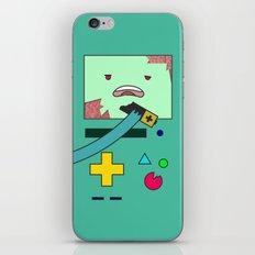 Zom-BMO iPhone & iPod Skin