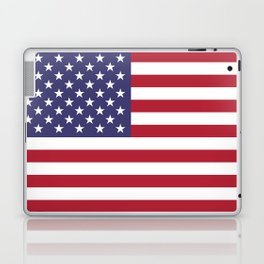 National flag of the USA - Authentic G-spec scale & colors Laptop & iPad Skin