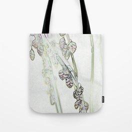 Trembling Grass Tote Bag