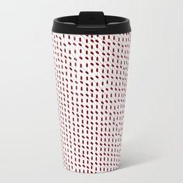 Minimal Traditional Pattern Travel Mug