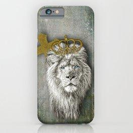 Lion of Judah iPhone Case