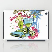 las vegas iPad Cases featuring Las Vegas by Tshirt-Factory