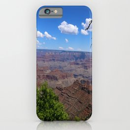 Beautiful Grand Canyon View  iPhone Case
