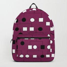 Pedigree Analysis - X-linked Dominant Backpack