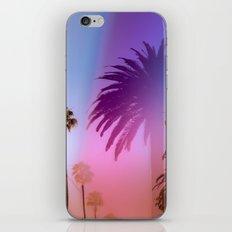 Sunshine and Palm Trees iPhone & iPod Skin