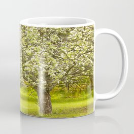 Flowering Apple Trees Coffee Mug