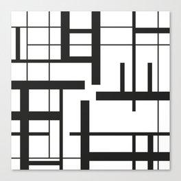 Lines #3 Canvas Print
