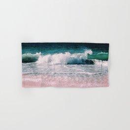 Crash into me (Samana Island Dominican Republic) Hand & Bath Towel