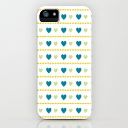 Love Laughter and Happily Ever after iPhone Case