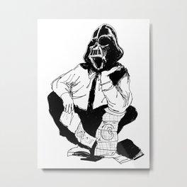 Darksided Economy  Metal Print
