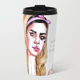 Marina // Lies Travel Mug