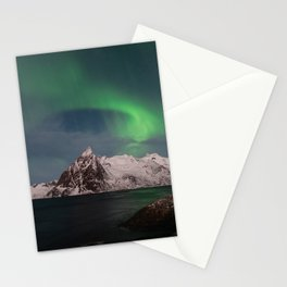 Luck & Patience in the Arctic Stationery Cards