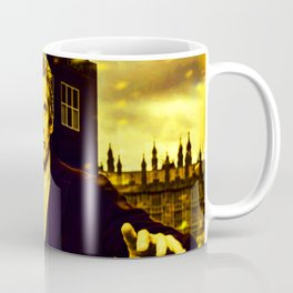 tardis dr who Coffee Mug