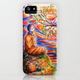 Zen iPhone Case