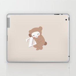 Waiting for Z Laptop & iPad Skin