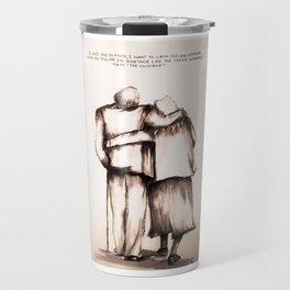 Old Travel Mug